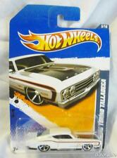 69 Ford Torino Talladega 1/64 Diecast From The Muscle Mania Series by Hot Wheels