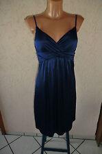 Damen Kleid Cocktailkleid von Vero Moda Größe M Farbe Blau NEU