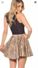 Black Milk Clothing Chateau Cheerleader Skirt Size Small S