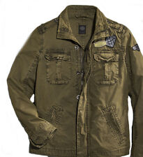 "Harley-Davidson señores chaqueta ""patch"" parka, camisa * 97596-16vm/000 m * talla m"