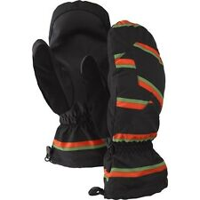 Burton Men Profile Mitt (L) True Black Stripes