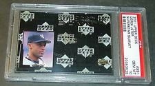 2001 UPPER DECK DEREK JETER SUPERSTAR SUMMIT  #SS1  PSA GEM MINT 10  POP 4
