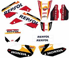 KIT DE PEGATINAS, ADHESIVOS, honda crf 450 2004 decal graphic sticker