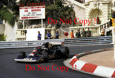 Jacky Ickx Wolf Williams FW05 Monaco Grand Prix 1976 Photograph 3