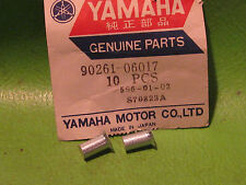 YAMAHA VX750 VK540 VT700 EX340 MM700 PRIMARY SHEAVE WEIGHT RIVET #90261-06017-00