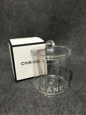 Chanel Q tip Cotton Holder Storage Organizer Vanity Box VIP Gift With BOX
