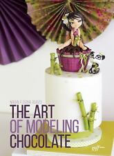 The Art of Modeling Chocolate by Nadia Flecha Guazo (2015, Paperback)