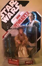 LOT OF 3 STAR WARS 30th ANNIVERSARY  EXCLUSIVE ACTION FIGURES