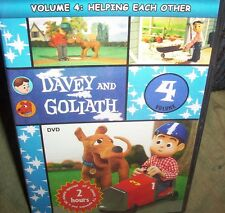 Davey and Goliath Vol 4 From Gumby Creator 6 Episodes Factory Sealed DVD