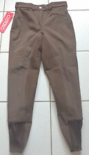 Catago Softshell Kinder Reithose, Winter,Vollbesatz,braun, Gr. 176 SL, (D56)
