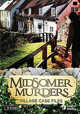 MIDSOMER MURDERS VILLAGE CASE FILES New 16 DVD Set
