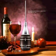 Mini Electric Red Wine Dispenser Aerator Wine Lifting Tool For Wine Lovers J4A5