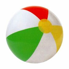 """Intex Inflatable Blowup Panel Beach Ball 16"""" Party Swimming Garden Toy -59010NP"""