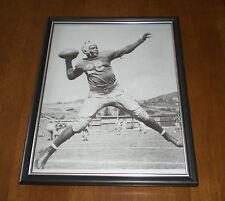 1938 UCLA JACKIE ROBINSON FRAMED B&W PRINT
