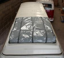 German Quality Westfalia Dry Roof Bag PVC  Early Bay Roof Rack +3 straps C9454