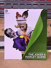 Harley Quinn & Joker Bombshells Statue 2nd Edition Second DC Comics Bruce Timm