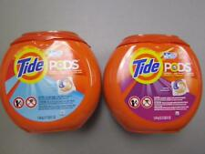 Tide Pods Ocean Mist and Spring Meadow 57 Capsules Each