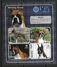 DOMINICA SGMS3687 2010 AMERICAN KENNEL CLUB   MNH