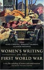 Women's Writing on the First World War (2002, UK-Paperback)