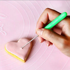 Scriber Needle Modelling Tool Marking Patterns Icing Sugarcraft Cake Decor hot