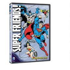 Super Friends!: A Dangerous Fate (DVD, 2013)