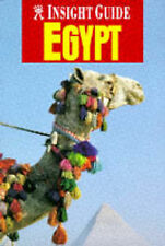 EGYPT INSIGHT GUIDE Very Good Book
