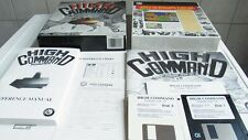 PC DOS: High Command: Europe 1939-45 -Three Sixty Pacific 1993
