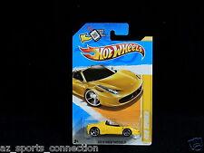 2012 Hot Wheels New Models #25/50 Ferrari 458 Spider