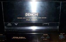 """DENON POA-4400A AMPLIFICATORE CLASSE """"A"""" HI-FI 160 W perfettamente funzionante"""