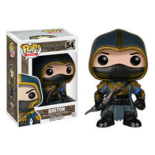 FUNKO POP 2016 GAMES ELDER SCROLLS V: SKYRIM BRETON #54 Vinyl Figure IN STOCK