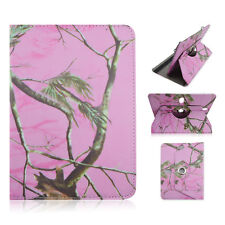 "For Creative ZIIO 7"" inch Tablet Pink Camo Tree CASE COVER"