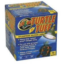 Zoo Med Turtle Tuff Halogen Lamp 75W (Splashproof) OH-75