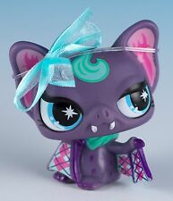 Littlest Pet Shop Punkiest Vampire Bat No Number Purple