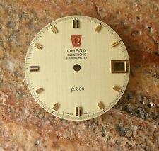 Nice Dial for the Omega f300 Cal. 9162 Wrist Watch, Not a Blemish ~ LQQK ~ BUY!