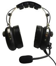 SL-900 SkyLite Aviation Pilot Headset with Gel, GA Dual Plug and Free Bag