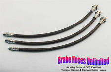 BRAKE HOSE SET American Motors Rambler American 1962 1963 1964 1965 - Drum