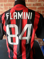2008-2009 Ac Milan Flamini 84 Home Football Shirt adult Large (22388)