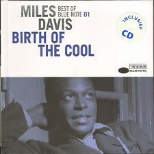 MILES DAVIS Birth of the Cool CD & 48 page BOOK Blue Note