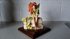 Danbury Mint Flower Fairies Wallflower Fairy FFF09