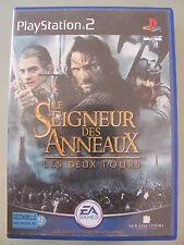 JEU PS2 @@ PLAYSTATION 2 @@ SONY @@ LE SEIGNEUR DES ANNEAUX @@ C0MPLET @@ PAL