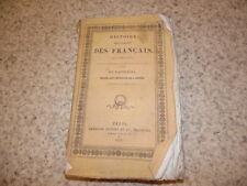 1826.Histoire campagnes France en 1814 et 1815.Napoléon.Mortonval