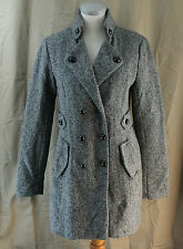 B-wear Byer California, Large, Gray/Black Double Breasted Jacket, New with Tags