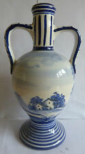 Large ITALIAN MARMACA ceramic decanter LUXARDO