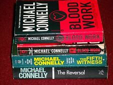 U-PICK Lot Michael Connelly: Choose 1 or more from list of books in this listing