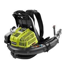 RYOBI RY08420 42cc Gas Powered 2-Cycle Backpack Blower 185 mph 510 CFM
