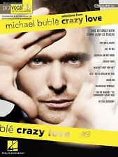 Michael Buble - Crazy Love : Pro Vocal Men's Edition Volume 56 (2011, CD /...