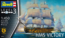 Revell 1/450 Modell Bausatz 05819 Admiral Nelson's Flagship HMS Victory