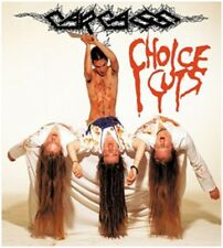 Carcass - Choice Cuts - Double Vinyl LP Gatefold Sleeve - Preorder - 22nd July