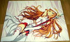 Poster A3 Sword Art Online Asuna Ecchi