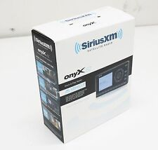 USED Sirius XM Satellite Radio Onyx EZ XEZ1V1 VEHICLE Kit NO ANTENNA CHARGER AUX